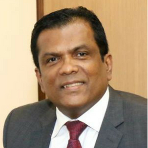 Dinesh Wickremanayake (Managing Director of WNS Global Services (Pvt.) Ltd)