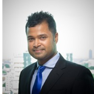 Beadle Navaraj (Senior General Manager & Head of Operations Sri Lanka at WNS)