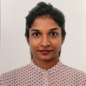 Thilini De Alwis (Academy Assistant at Oracle)
