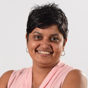 Bani Chandrasena (Head of HR at LSEG)