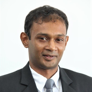 Dr Romesh Ranawana (Managing Director/Chief Technical Officer of SimCentric Technologies)