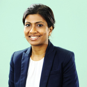 Chandi Dharmaratne (Head of HR, Virtusa (Pvt) Ltd)