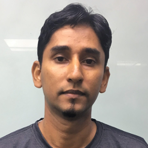 Ranil Weerasinghe (Associate QA Architect in Performance Engineering at Cambio Software Engineering)