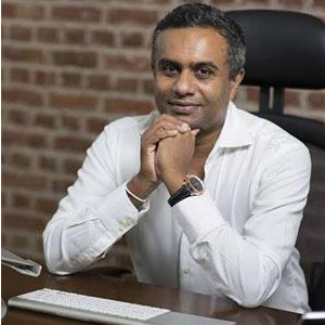 Dr. Harsha Subasinghe (President and CEO of Codegen)